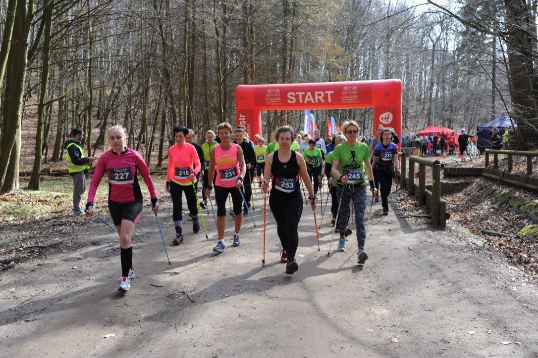 Start kobiet 10km