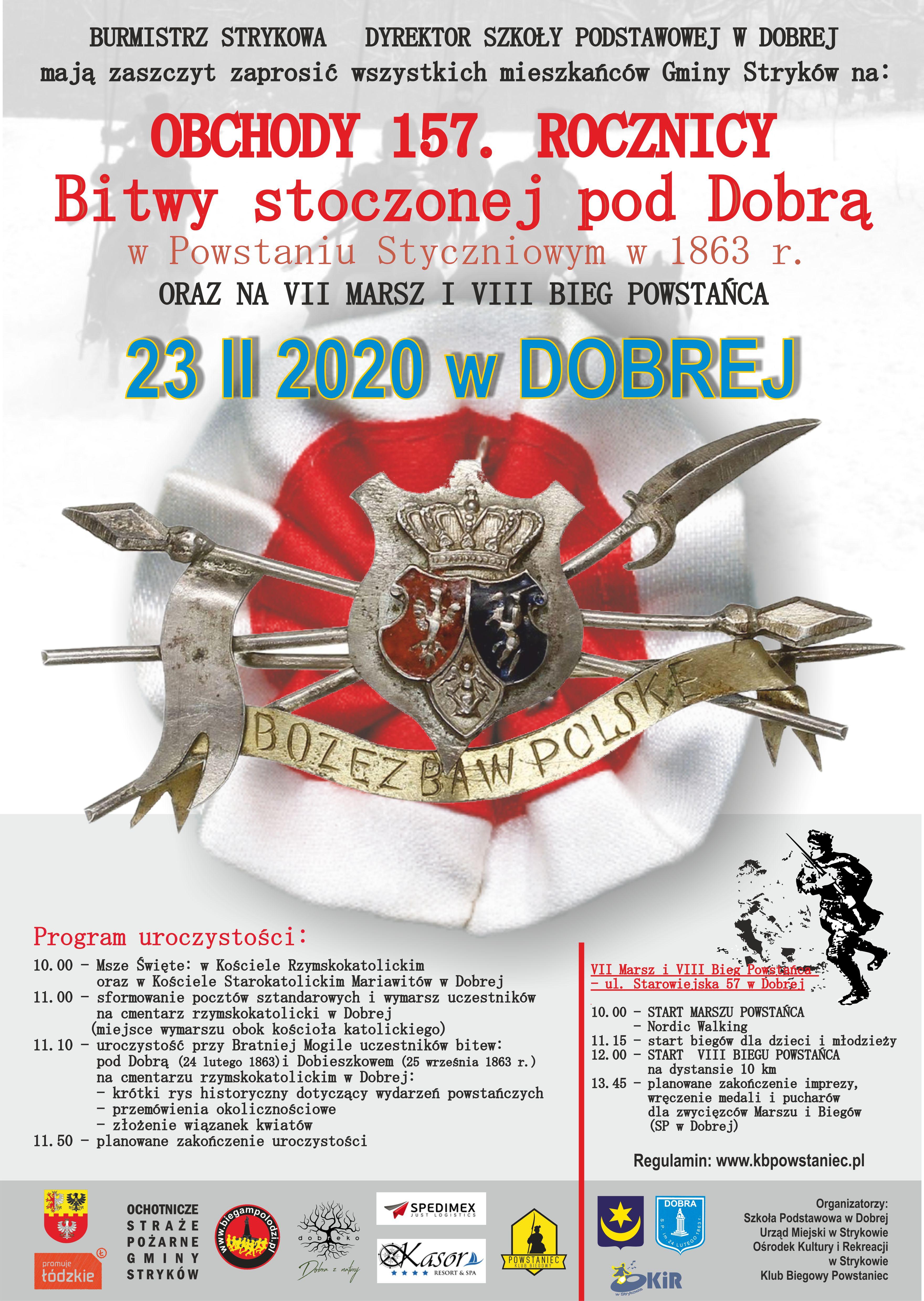 Plakat Dobra 2020