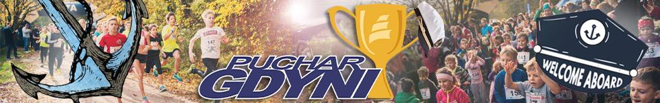Puchar Gdyni - biegi dla dzieci i młodzieży