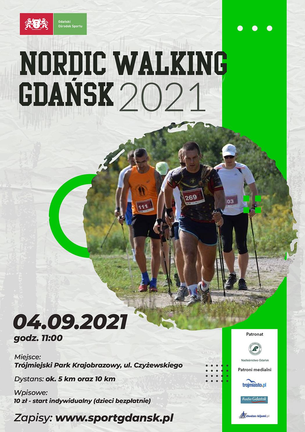 nordic Walking Gdańsk